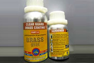 Clear Guard Brass Coating